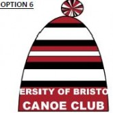 Bristol Uni Canoe Club mock