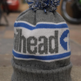 Bespoke bobble hats featuring the Trailhead logo. Their bike shop is based in Shrewsbury and they also have an online store.