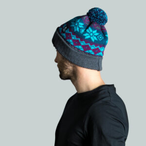 74f250cd Argyle Outdoors - Wonky Woolies | Custom Bobble and Beanie Hats