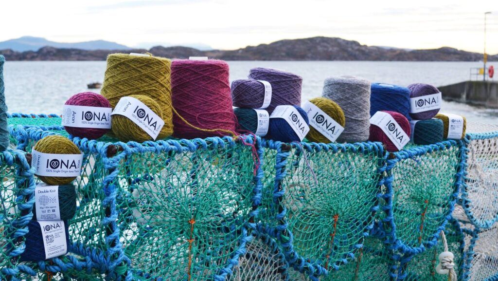 Iona yarns